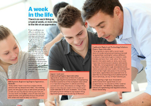Higher and degree apprenticeships guide