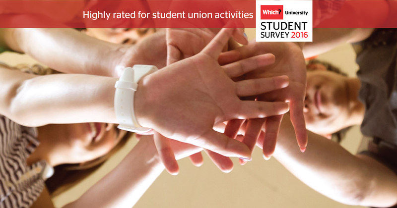 Which? University Student Survey 2016 - Student Union