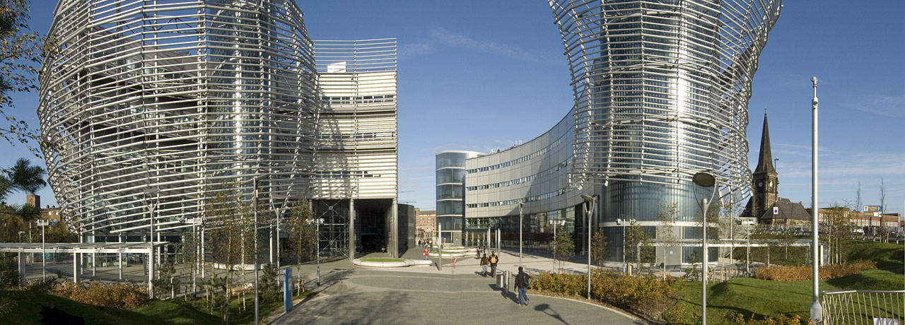 City Campus East