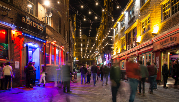 University of Liverpool - Which? University Student Survey 2017: Nightlife