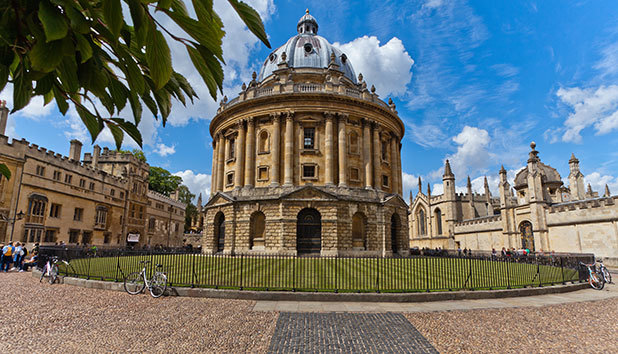 University of Oxford - Which? University Student Survey