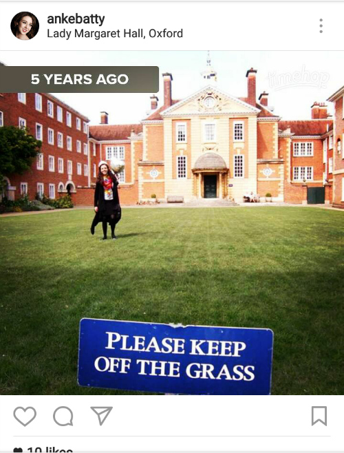 #CareerGoals: lawyer - keep off grass