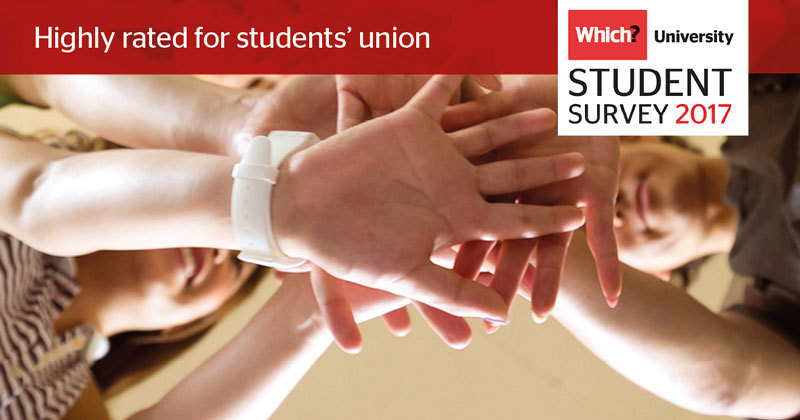 Which? University Student Survey 2017 - Student Union