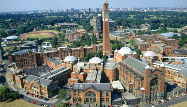 University of Birmingham - Which? University Student Survey 2017