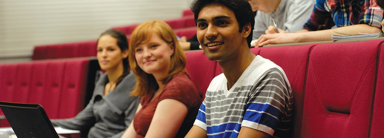 Students in Lectures, Bangor University
