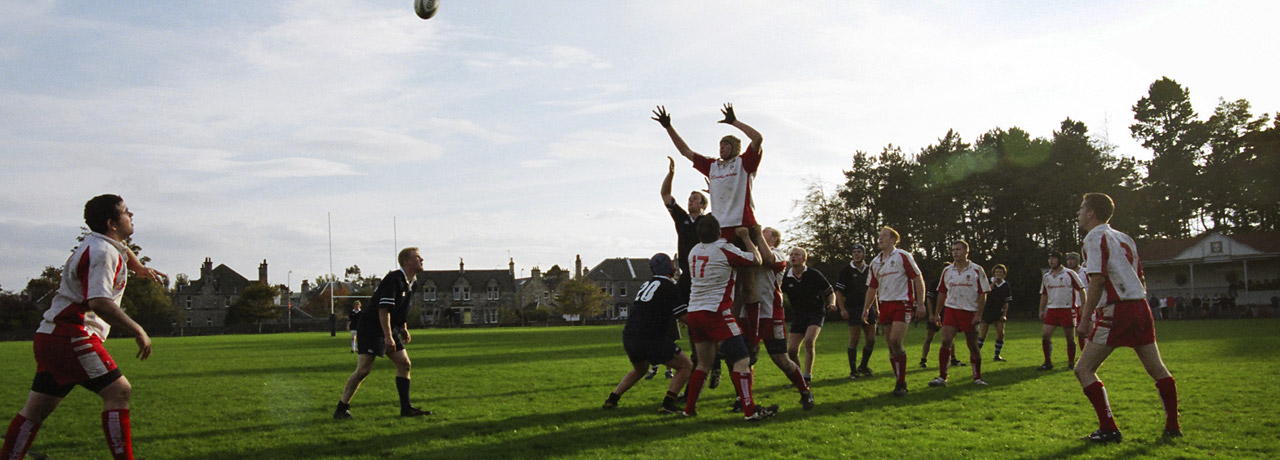 University rugby