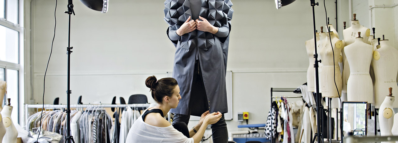 Brighton university fashion design 76