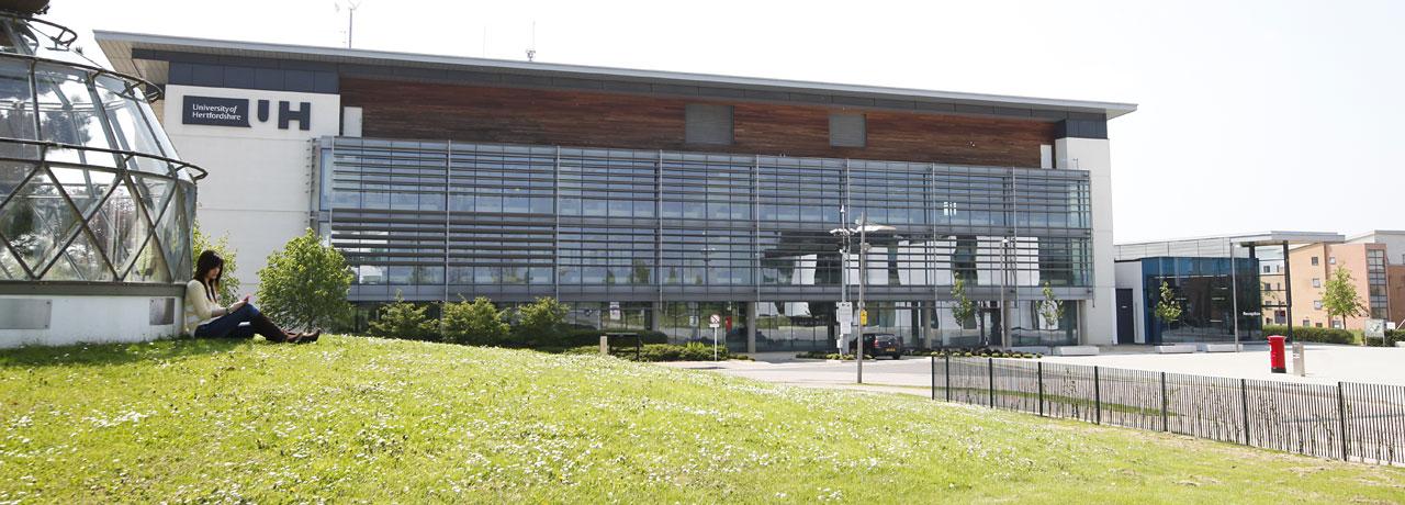 University Of Hertfordshire H36