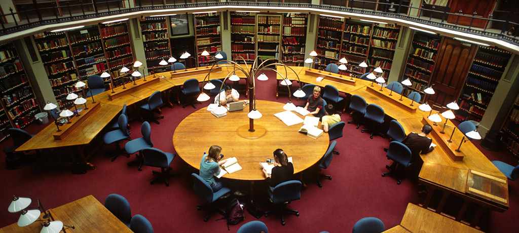 The Round Room, Maughan Library